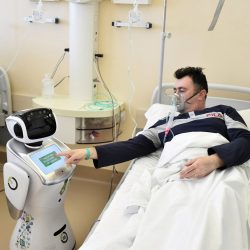 Electronic Health Records Automation: Dr. Robot will see you now