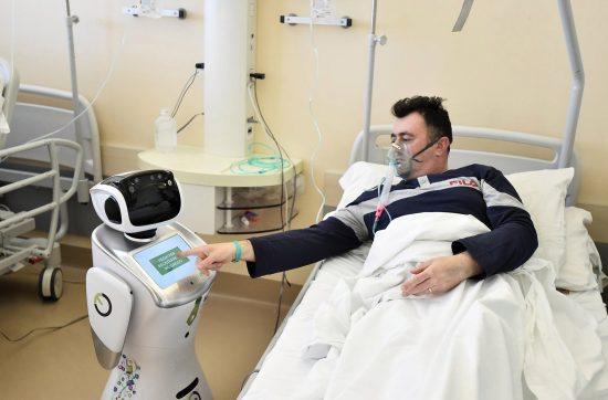 Electronic Health Records Automation: Dr. Robot