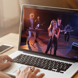 Live Streaming Concerts: Loading…