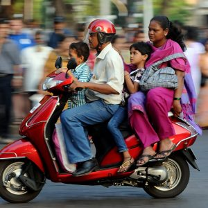 The Rise of India's Middle Class