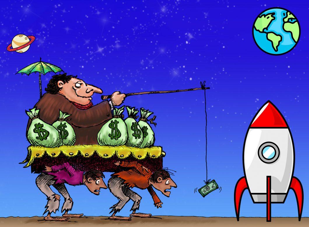 problem with billionaires